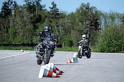 BMW Motorrad Sicherheitstraining bei München