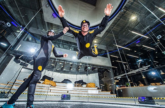 Bodyflying (4 Min.) im Raum Berlin