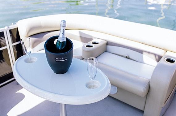 Romantische Bootstour für 2