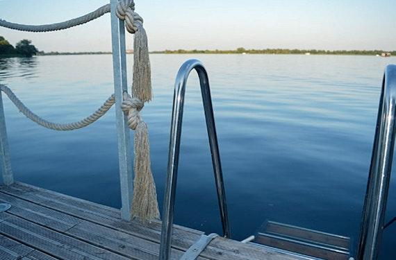 Hausboot Kurzurlaub Brandenburg für 2