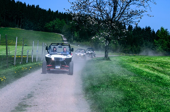 Side by Side Buggy fahren (8 Stunden)