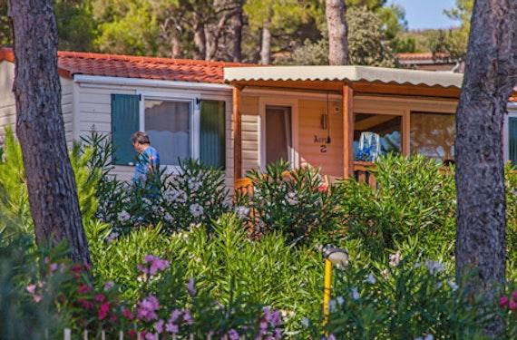 Sardinien-Urlaub im Bungalow am Meer für 4 (6 Tage)