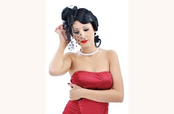 Burlesque Fotoshooting