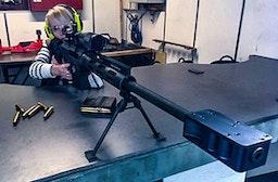 Bushmaster BA50 Schießtraining Raum Osnabrück