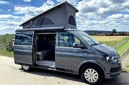 VW-Camper mieten für bis zu 4 Personen (5 Tage)