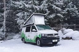 Campingbus mieten Hamburg für 2 (3-4 Tage)