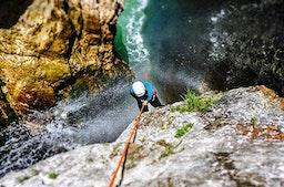 Canyoning Wochenende Italien
