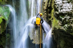 Canyoning in Kötschach