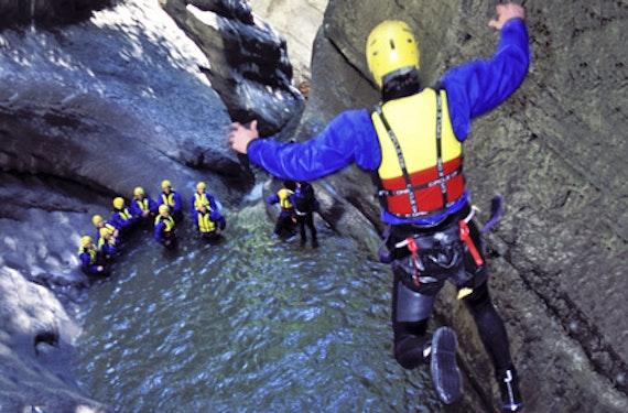 Canyoning Einsteigertour Interlaken