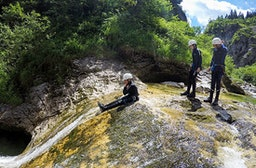Canyoning & Therme in Niederösterreich