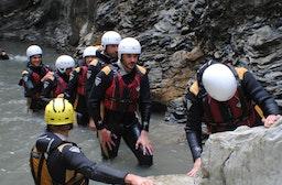 Canyoning-Tour Viamala