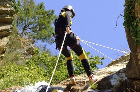 Canyoning Adrenalintour in Niederösterreich