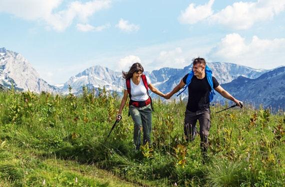 Sommer-Romantikurlaub im Chalet in Kärnten für 2