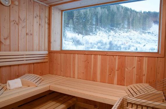 Winter-Romantikurlaub im Chalet in Kärnten für 2
