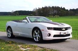 Chevrolet Camaro Tagestour