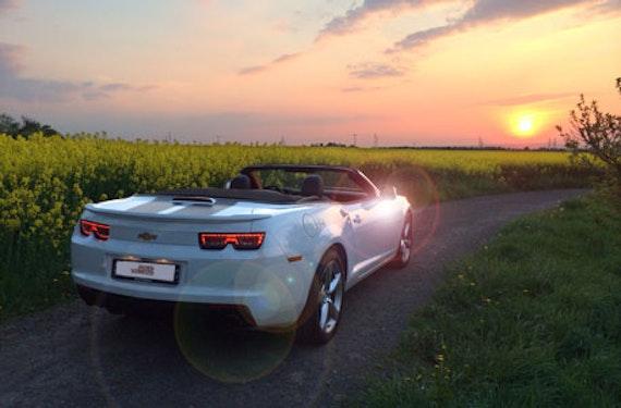 Chevrolet Camaro fahren