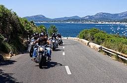 Chopper-Tour mit Beifahrer auf Mallorca