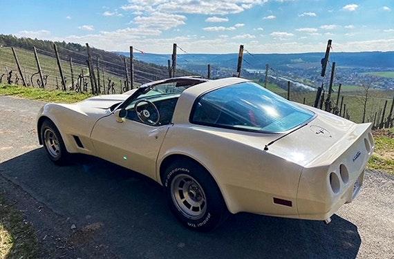 Corvette fahren Arnstein (6 Std.)