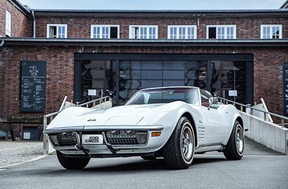 Corvette C3 Stringray mieten für 1 Tag (24 Std.)