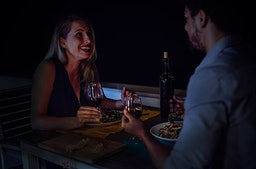 Dinner in the Dark für 2 Österreich