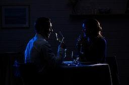 Dinner in the Dark für 2