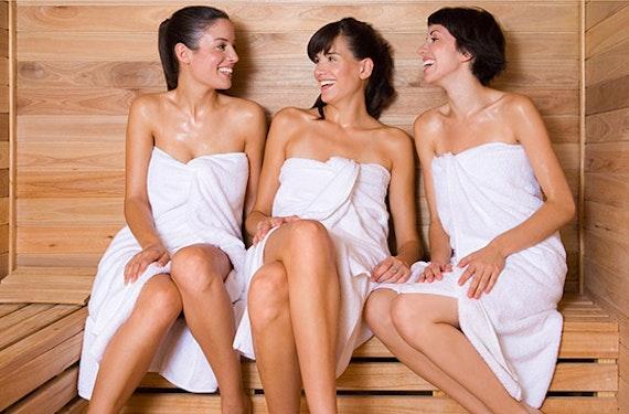 Junggesellinnen-Abschied im Day Spa Kitzbühel für 4