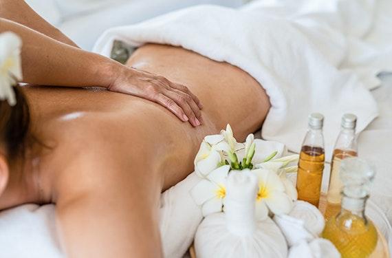 Day Spa mit Massage Strausberg (1 Tag/40 Min.)