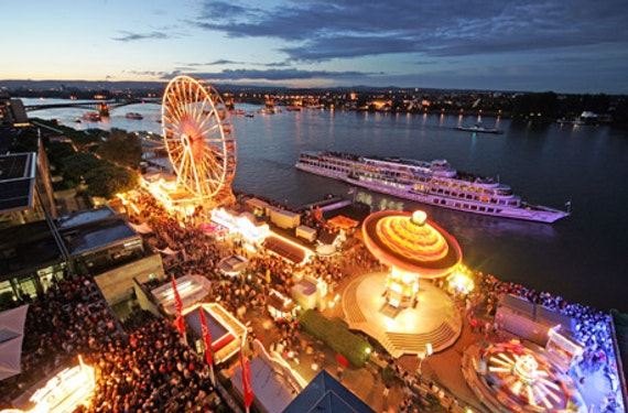 Luxus-Städteurlaub in Mainz für 2