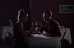 Dinner in the Dark für 2 Raum Worms