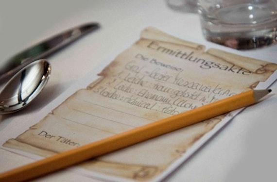 Dinner & Krimi am Bodensee
