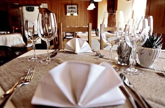 Gourmet-Dinner für 2 bei Solothurn