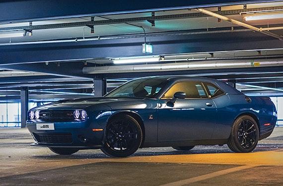 Dodge Challenger Tagestour