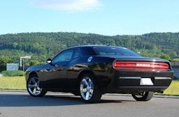 Dodge Challenger fahren (4 Std.)