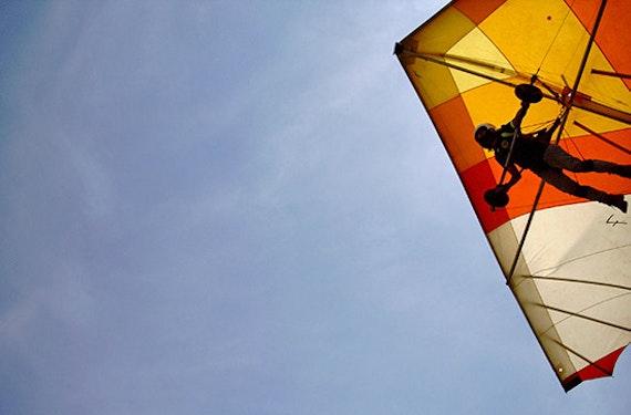 Drachenflug Wochenende im Saarland