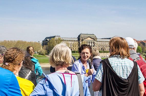 Stadtführung durch Dresden Stadtführung durch Dresden mit Residenzschlossführung