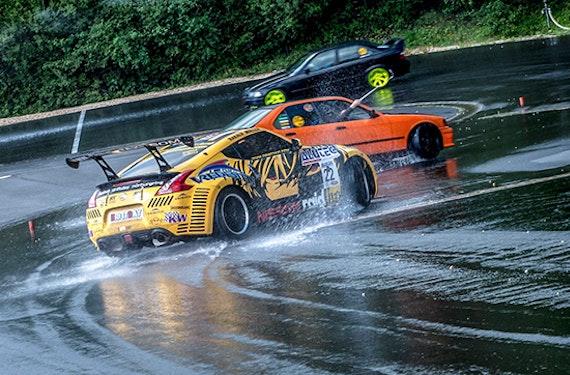 Drift-Taxi Mitfahrt am Nürburgring