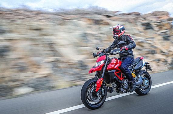Ducati Testride in Stuttgart (4 Std.)