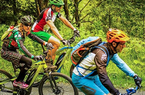 E Bike Tour Clausthal Zellerfeld (4 Std.)