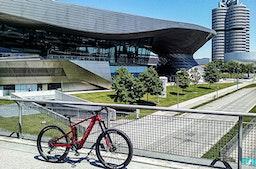 E-Bike Tour durch München