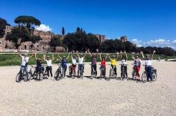 E-Bike Tour durch Rom