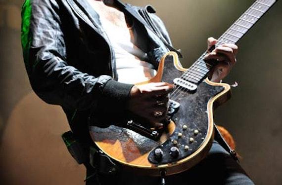 E-Gitarren Workshop für Anfänger