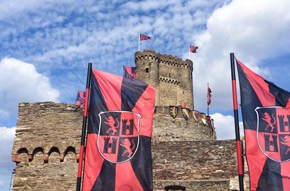 Mosel-Kurzurlaub auf der Burg für 2
