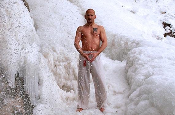 Eisbaden Raum Wörgl
