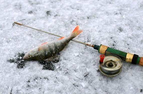 Eisfischen & Grillen in Hohentauern