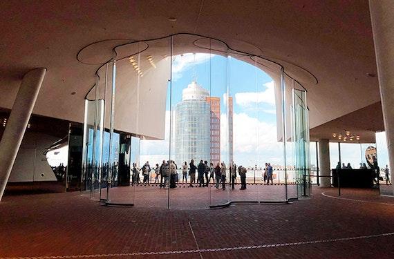 Kombiticket Elbphilharmonie Plaza Führung