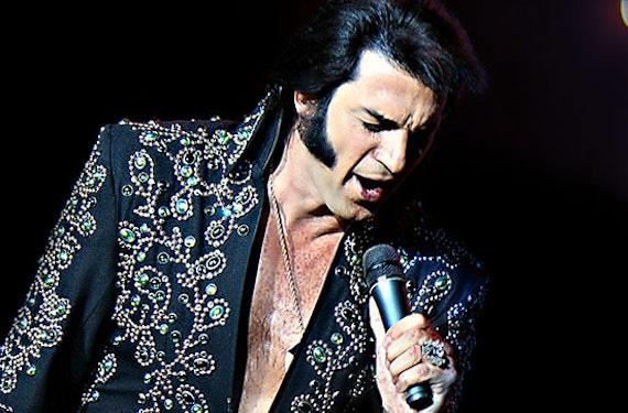 Elvis Musical-Dinner