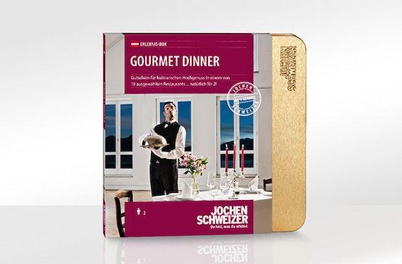 Erlebnis-Box 'Gourmet Dinner'