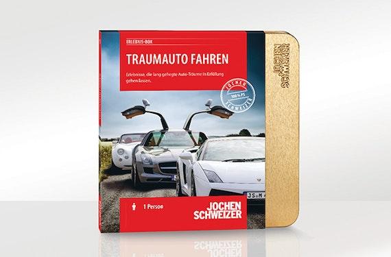 Erlebnis-Box 'Traumauto fahren'