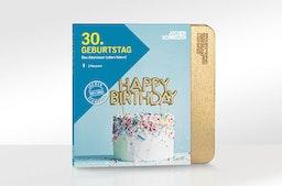 Erlebnis-Box '30. Geburtstag'