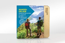 Erlebnis-Box 'Wander-Urlaub'